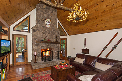 Banner Elk lodging vacation home