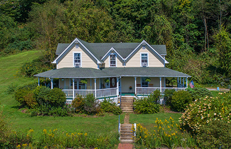 Bed & Breakfast Inn Banner Elk NC