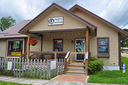 Pet supplies and grooming in Banner Elk, NC