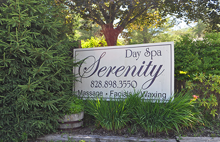 Serenity Day Spa in Banner Elk, NC