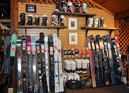 Ski Country Sports Banner Elk NC