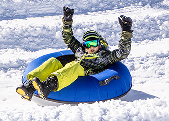 Four Best Places for Snow Tubing in the North Carolina Mountains