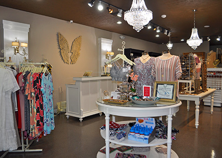 Women's fashion boutique in Banner Elk, NC